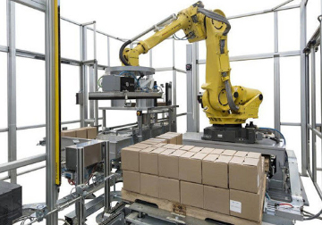 Intelligent Robotic Palletizing & Packing Robots